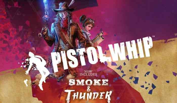 pistol whip smoke and thunder key art