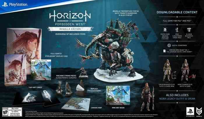 Horizon: Forbidden West Pre-Order