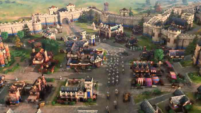age of empires 4 technical stress test
