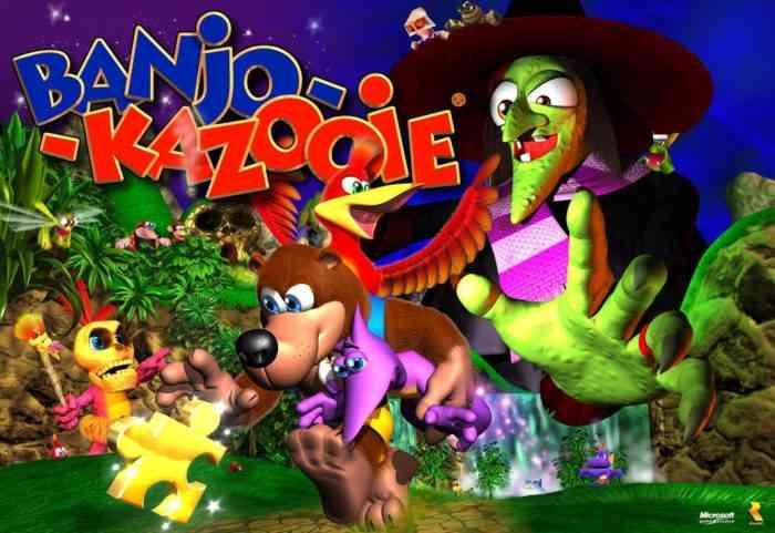 banjo-kazooie nintendo switch release