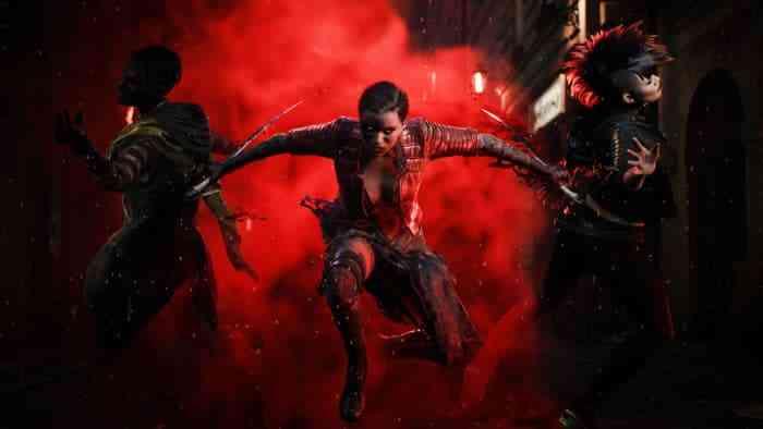 vampire the masquerade bloodhunt release