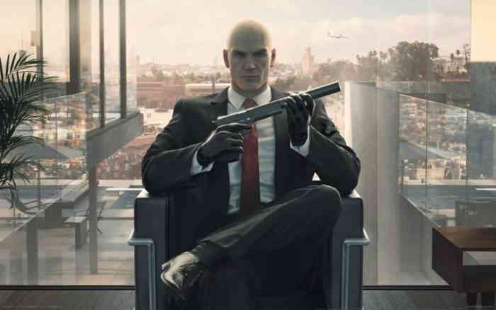 hitman game of the year drm bomb reviews