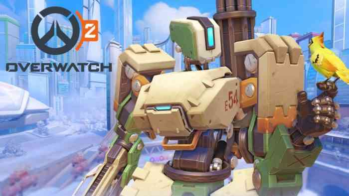 overwatch 2 bastion new look