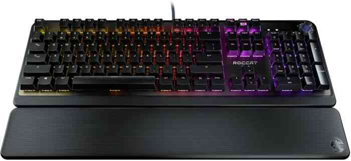 roccat pyro keyboard