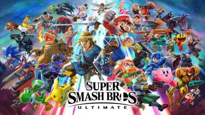 super smash bros ultimate final character reveal