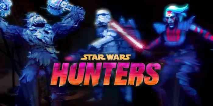 star wars hunters cinematic trailer