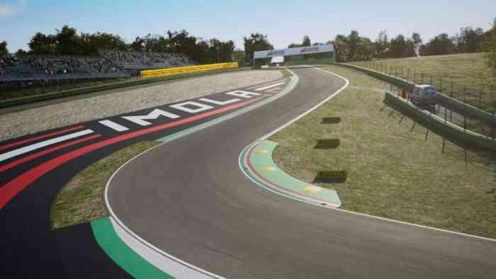 f1 2021 imola race track