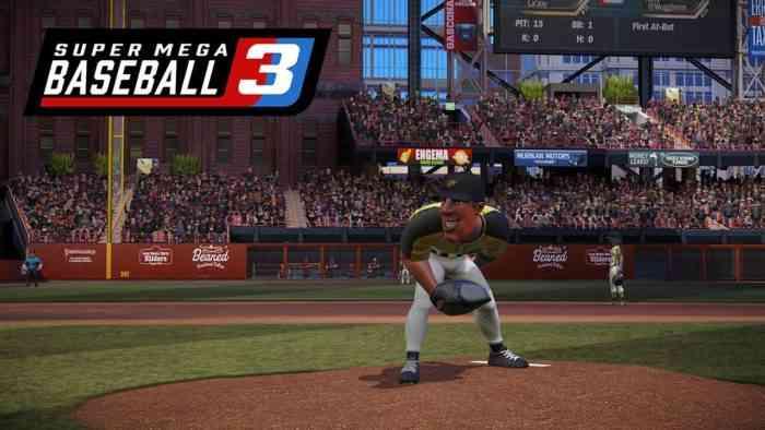 super mega baseball 3 steam release